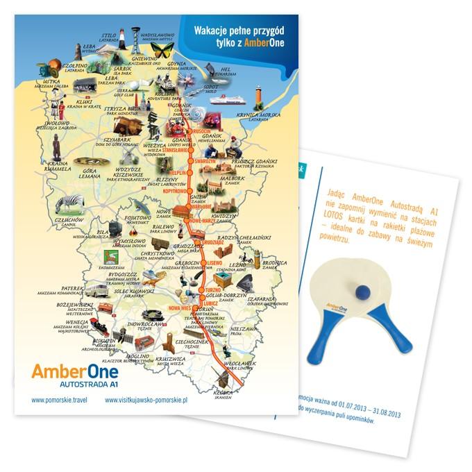 Amberone Autostrada A1 Programy I Kampanie